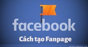 Cách tạo, xóa Trang Fanpage trên Facebook (máy tính & điện thoại)