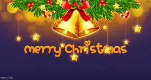 Ảnh bìa Facebook chủ đề Noel, Giáng Sinh, Merry Christmas