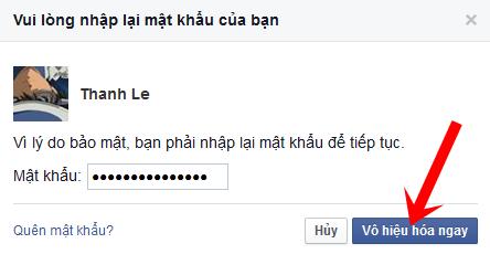 Hướng dẫn khóa tài khoản Facebook của bạn tạm thời