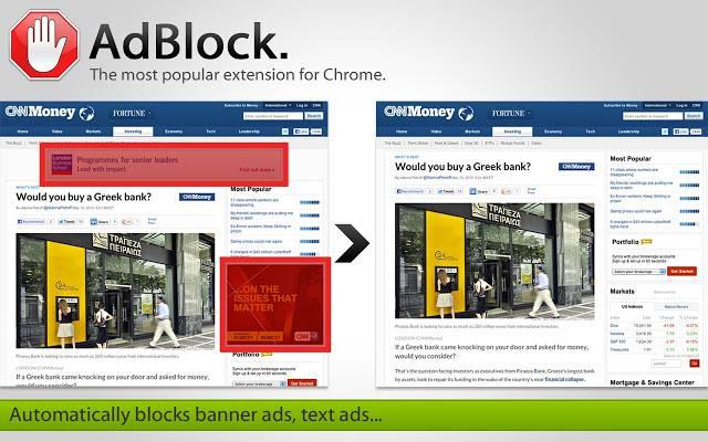 Add-on Adblock