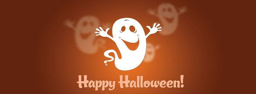 Ảnh bìa Facebook chủ đề Halloween 2013