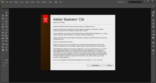 Cấu hình máy tính tối thiểu cài đặt Adobe illustrator CS6