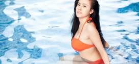 Bà Tưng sexy với bikini mới nhất 2013