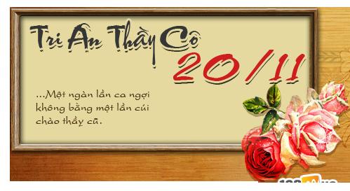 Lời chúc hay, ý nghĩa ngày nhà giáo Việt Nam 20-11