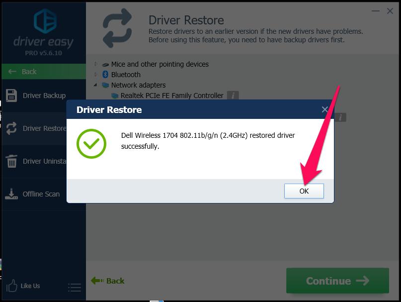 Sau khi cài đặt xong, chọn tiếp các driver khác để tiếp tục cài đặt