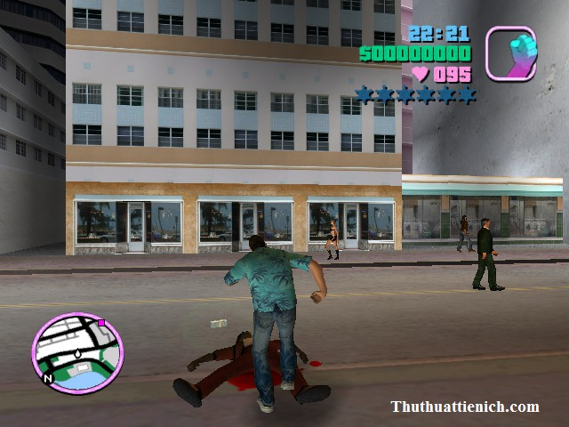 Game Cướp đường phố Gta Vice City