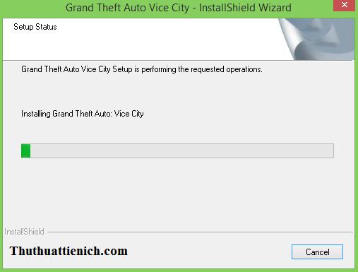 Hướng dẫn cài đặt & Crack game Cướp đường phố Gta Vice City