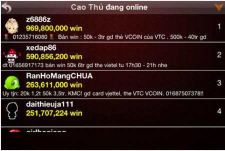 Tải iwin online về máy tính – Game đánh bài online hay