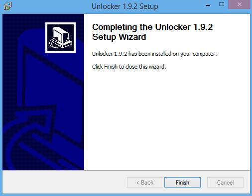 Hướng dẫn cài đặt phần mềm hỗ trợ xóa file Unlocker