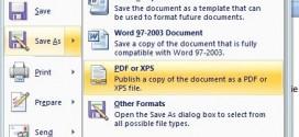 Hướng dẫn Convert word, excel, powerpoint sang PDF