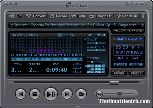 JetAudio Full Free