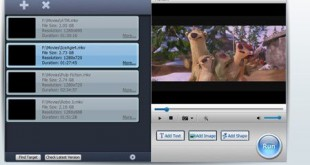 Phần mềm đóng dấu bản quyền video Aoao Video Watermark