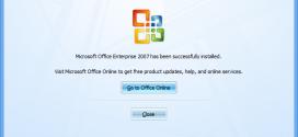 Hướng dẫn cài đặt Microsoft Office 2007 bằng hình ảnh