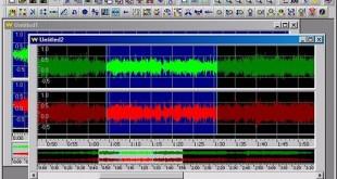 Phần mềm chỉnh sửa nhạc GoldWave