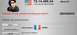 Phần mềm ẩn IP Auto Hide IP