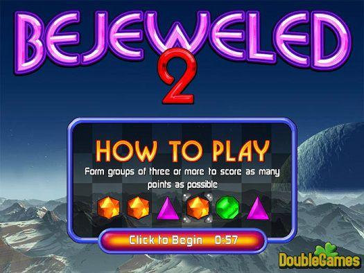 DownLoad Game Kim cương Bejeweled 2 về máy tính
