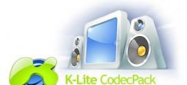 Download K-Lite Codec Pack Mega Full mới nhất