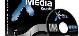 Phần mềm chuyển đổi định dạng video miễn phí XMedia Recode