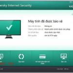 Key Kaspersky Internet Security 2014 tiếng Việt bản quyền đến 2016