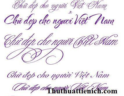 font-tieng-viet-chu-viet-tay