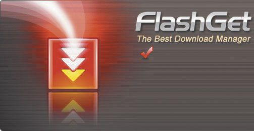 Phần mềm tăng tốc download Flashget