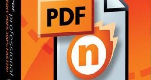 Phần mềm đọc & chỉnh sửa PDF Nitro PDF Professtional