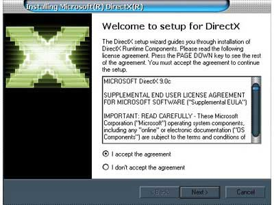 directx x download