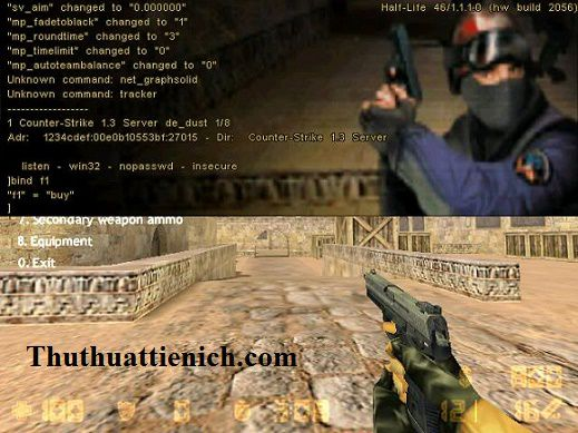 Half-life: counter-strike retail (2000) pc review and full.