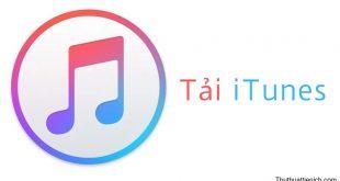 Tải iTunes mới nhất