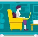 Hướng dẫn cách ngồi đúng tư thế khi sử dụng máy tính