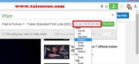 Hướng dẫn tải video với trình duyệt web Cốc Cốc