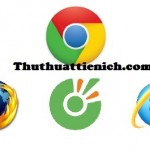 Top 4 trình duyệt web được sử dụng nhiều nhất ở Việt Nam 2014