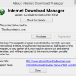 Tải IDM ( Internet Download Manager) 6.21 build 10 Full Crack