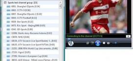 Tải Sopcast 3.9.3 – Phần mềm xem bóng đá, tivi trực tuyến miễn phí