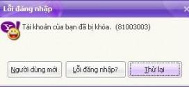 Hướng dẫn cách mở khóa tài khoản Yahoo nhanh nhất