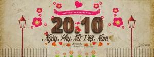 Tôn vinh ngày phụ nữ Việt Nam 20-10
