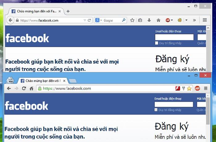 Cách đăng nhập nhiều tài khoản Facebook trên cùng máy tính