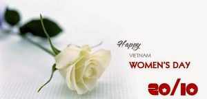 Happy VietNam Women's Day