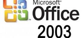 Tải bộ cài Office 2003 bản lượt bớt siêu nhẹ chỉ 32MB