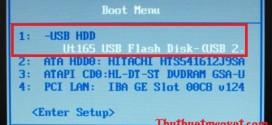 Hướng dẫn cách tạo USB boot cài đặt Windows XP/7/8/8.1