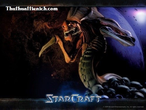 Game StarCraft 1 Full Key