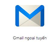 Gmail ngoại tuyến không cần internet