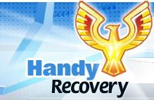 Phần mềm khôi phục dữ liệu Handy Recover