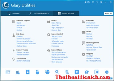 Glary Utilities Full Free