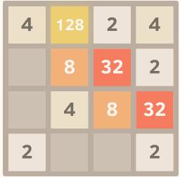 Game 2048 offline cho máy tính