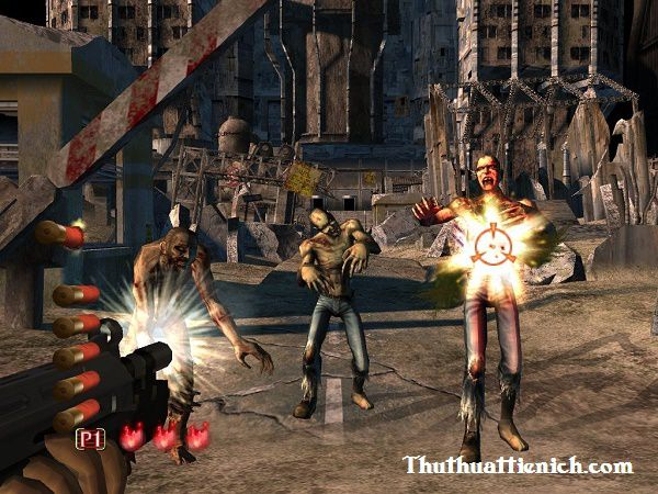 Game The House of the Dead 3