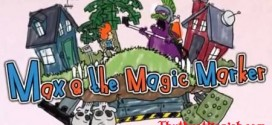 Game Max and the Magic Marker Offline