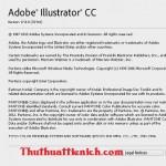 Hướng dẫn cách cài đặt & Crack Adobe Illustrator CC Full