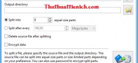 Phần mềm cắt, nối file, kiểm tra mã MD5 FFSJ