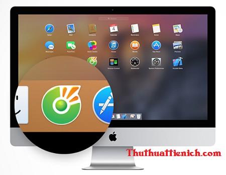 Trình duyệt Cốc Cốc cho MAC OS X